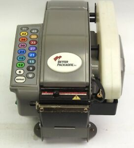 Better Pack Bp 500 Water Activated 3 Electric Packing Tape Machine Dispenser