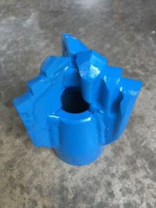 Bit 4 3 4 Drag 3 Wing Carbide Water Well Drilling 2 3 8 Api Reg Box 0022