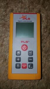 Used Pacific Laser Systems Pls1 Laser Distance Measurement Tool
