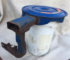 1970 Ford Mustang 302 V8 Original Oem Air Cleaner Assembly With Snorkel
