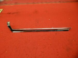Used 66 Mercury Meteor Montcalm Rh Back Belt Center Moulding C6my 63423a18 A