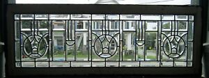 Victorian Beveled Glass Transom Window 20 By 54