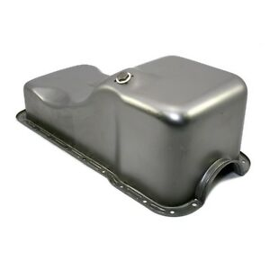 Front Sump Raw Steel Oil Pan 63 96 Sbf Ford 302 Small Block 260 289 5 0