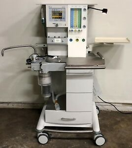Datascope Anestar Plus Anesthesia System Tested With Ventilator And More