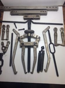 Snap On Cj100f Master Puller W out Control Board cabinet Bargain Price
