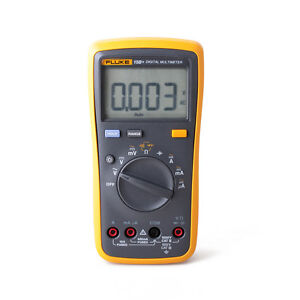 Fluke 15b Digital Multimeter Tester Dmm With Tl75 Test Leads New