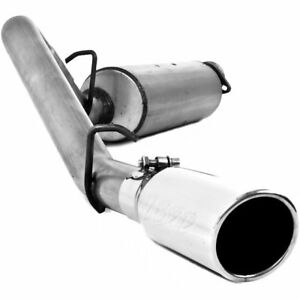 Open Box Mbrp Exhaust System Jeep Wrangler 2000 2006