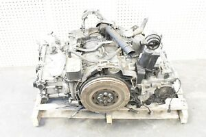 2001 Porsche Boxster 986 2 7l Manual Engine Motor Assembly 89k Miles