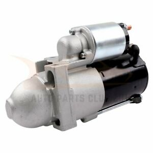 New Starter For 6485 Chevy Silverado Gmc Isuzu Oldsmobile Truck 4 3l 1999 2004