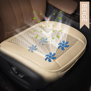 12v 24v Cooling Car Seat Cushion Ventilate Breathable Air Flow Front Back Seat