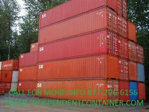 40 High Cube Cargo Container Shipping Container Storage Unit In Minneapolis