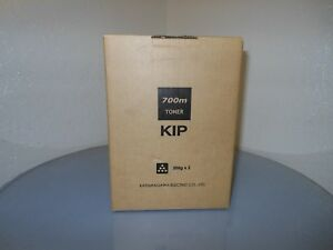 Genuine Kip 700m Toner New In Box Z170970020