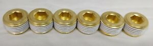 Air Suspension System Fittings 6 1 2 Npt Plugs Air Ride Air Bag Lowered Drop