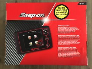 Snap on Eesc332a Ethos Edge Scan Tool 17 4 Version 1 2 0 790 Us Snapon Snap On
