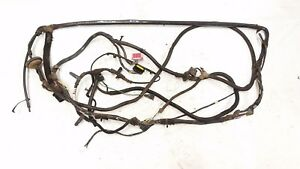Oem Jeep Wrangler Tj Tail Light Wiring Harness 2002 Brake Taillight Hard Top 02c