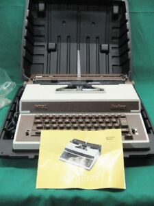 Vintage Royal Academy Typewriter Made In Japan Tested And Guaranteed Manual