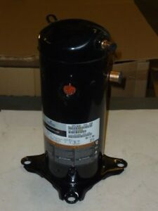 New Copeland Zp Scroll Compressor 4 Tons Ton 460v Zp51k5e tfd 830 Zp51k5etfd830