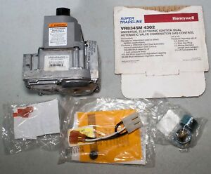 Honeywell Vr8345m4302 Universal Electronic Ignition Dual Auto Comb Gas Valve