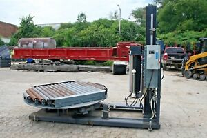 Orion Packaging Multi Stretch Shrink Wrap Machine H55 4x 60hz 15amps 240volts