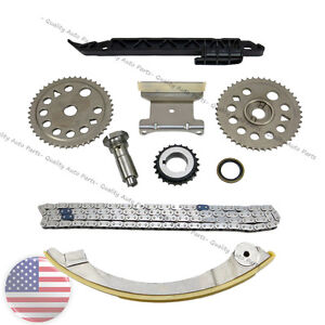 Gm 2 0l 2 2l Ecotec Z22se L61 L42 Lsj Lnf Engine Timing Chain Kit Set
