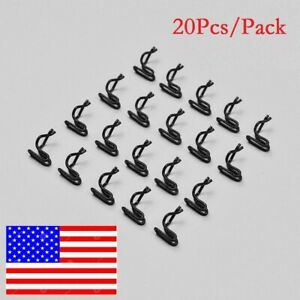 20pcs Door Trim Panel Clips Retainers For Chrysler 1900654 Dodge Ford 358470