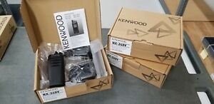 Kenwood Nx 240v Vhf Portable Two way Radio Nexedge Digital analog