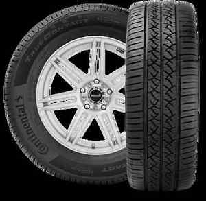 New Continental True Contact 195 65r15 91t Tire s 1956515 195 65 15
