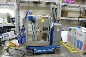 Genie Lift Model qs 20 2012