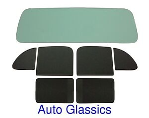 1948 1949 1950 1951 1952 Ford Panel Truck F 1 Glass Kit New Replacement Windows