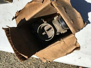 1950 1951 Chevrolet Truck Carter Carburetor Yf 789s Nos In Box Automatic Trans