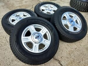 17 Ford Expedition F 150 Oem Rims Wheels Tires 2005 2006 2007 2008 2009 3516