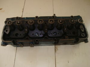 Ford 800 900 4000 Diesel Tractor Head