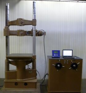 60k 300 Kn Satec Baldwin Bte Tensile Compression Tester Reconditioned Warranty