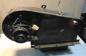 Mgb Smiths Heater Box Assembly Heater Blower Fan Motor Core Fan Guaranteed Mv 2