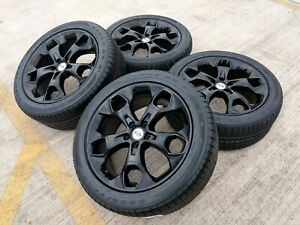 20 Ford Edge Limited Oem New 2018 2019 Wheels Rims Tires 5x108 2016 2017 10107
