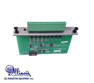 Veeder Root 329356 002 4 Input Probe Interface Module For A Tls 350 Console