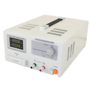 Linear Power Supply 0 30 Volt 0 10 Amp With Adjustable Current Limiting