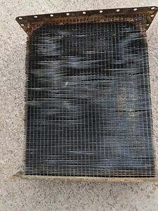F12 14 Farmall Tractor Radiator Core