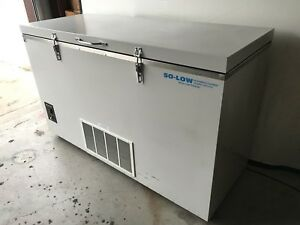 So low Ultra Low Chest Freezer C85 17 115v 17 Cu Ft 40 c To 85 c