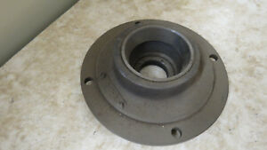 Nos Oem Wisconsin Engine Pto Plate Off Bkn Or Acn Single Cylinder Models