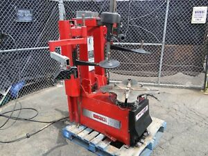 Coats Tire Changer Machine 9024e Works Good Large Wheels Tire Changer