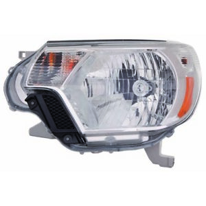 To2502213 Fits 2012 2013 2014 2015 Toyota Tacoma Driver Side Headlight Nsf