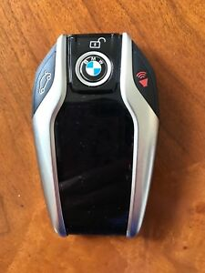 2017 Bmw 7 Series Smart Key Keyless Entry Remote Fob Oem