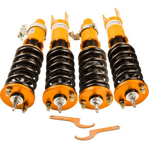 For Honda Acura Civic 92 95 Integra 94 01 24 Way Adj Damper Coilovers Kits