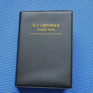 175 Value Resistor And 50 Value Capacitor Assorted Kit Sample Book Smd 0805 2012