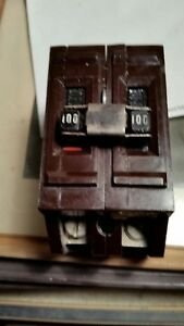 Wadsworth 100 Amp 2 pole Breaker Type C