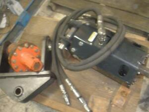 Pengo Rs 6 Anchor Drive Skid Steer Excavator Attachment