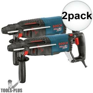 Bosch 1 In Sds plus D handle Bulldog Xtreme Rotary Hammer 11255vsr Recon 2x