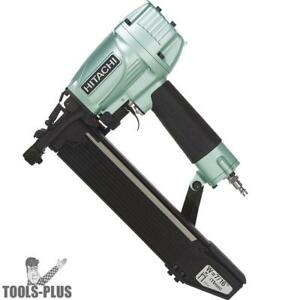 Hitachi N5008ac2 7 16 Crown Construction Sheathing Stapler 16 Gauge New
