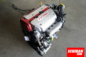 Jdm Honda K20a Euro R Dohc Engine With 6 Speed Lsd Manual Transmission And Ecu